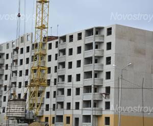 ЖК «На Жуковского»: Строительство, 05.04.2015 г.