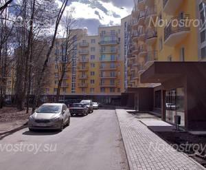 ЖК «Петровский» (п. Мечниково): Построенный и сданный дом, 10.04.2015 г.