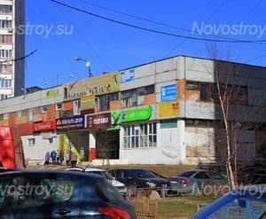 ЖК «Л-Парк»: 11.04.2015 - Торговый центр около новостройки