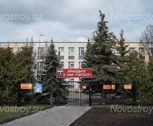 ЖК «Орехово»: училище, 21.04.2015