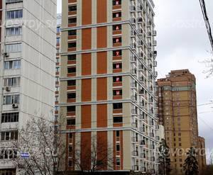 ЖК «Дом на Щукинской»: 25.04.2015 - Фгагмент средних этажей