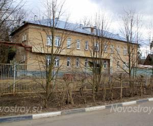 ЖК «Киров Парк»: 18.04.2015 - Детский сад около новостройки