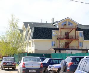 ЖК «Изумрудная аллея»: 08.05.2015 - Трехэтажный жилой корпус