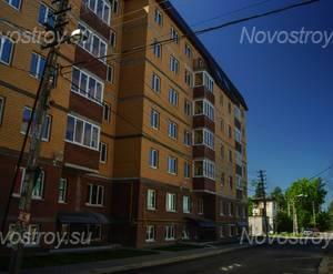 ЖК «Всеволожск-Христиновский»: внешний фасад второго корпуса (07.06.15)
