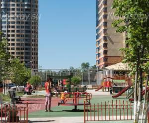 ЖК «Реутов 9А»: детская площадка у ЖК ЖК, 10.06.2015