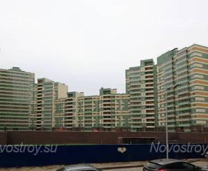 ЖК «Австрийский квартал»: вид со стороны ул. Венской (14.06.2015)