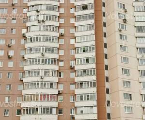 ЖК «New Переделкино»: Фрагмент корпуса. 25.06.2015
