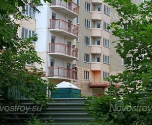 ЖК «Дом на улице Трудовая, 7»: визуализация