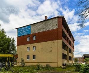 ЖК «Трубино Village»: 17.07.2015 Общий вид  торца здания