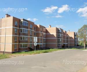 ЖК Экопарк «Горчаково»: Корпуса. 27.08.2015