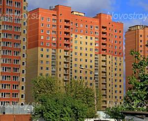 ЖК «Дом на улице Колхозная, 3»: 30.08.2015 - Практически построенный дом