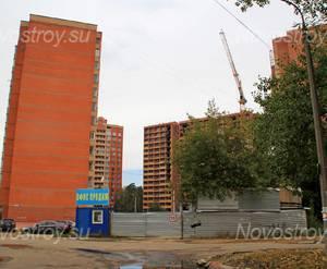 ЖК «Green City»: 06.09.2015 - Общий вид новостройки