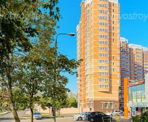ЖК «Дом в Мытищах»: 18.09.2015 Вид со стороны улицы
