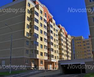 ЖК «Ракитня»: 21.09.2015 - Построенный корпус