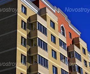 ЖК «Ракитня»: 21.09.2015 - Фрагмент построенного корпуса