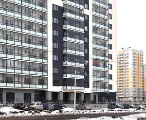 Вид на дом ЖК «Vita Nova»