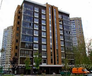 ЖК «Дом на улице Барклая»: 22.09.2015 - Построенный дом