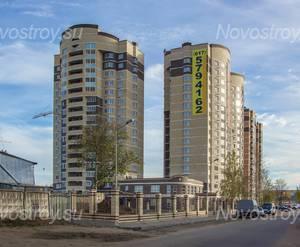 ЖК «Жилой квартал №4»: Оба корпуса достроены