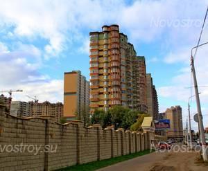 ЖК «Северный парк» (г. Раменское): 06.10.2015 - Построенный и заселяющийся дом