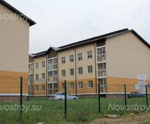 ЖК «Коренёвский Форт 2»: 08.10.2015 - Построенный таунхаус