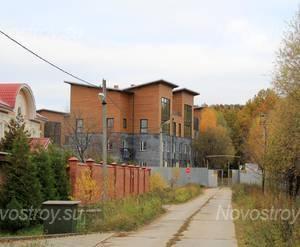 ЖК «ГольяноVo Park»: 20.10.2015 - Общий вид новостройки. Строительство второй очереди практически завершено