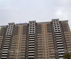 ЖК «28 микрорайон»: 15.10.2015 - Фрагмент построенного корпуса