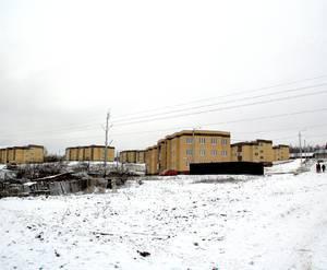ЖК «Новоспасский»: 24.11.2015 - Общий вид новостройки. На данный момент весь поселок построен и заселяется.