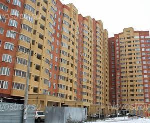 ЖК «Гагаринский» (г. Щелково): 25.11.2015 - Построенный корпус