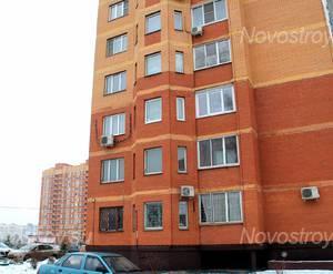 ЖК «Дом в Щелково, 7А»: 25.11.2015 - Фгагмент построенного дома