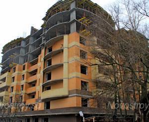 ЖК «Калужский»: 20.12.2015 - Строящийся дом