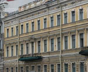 МФК «Opera Palace»: фасад  (24.12.2015)