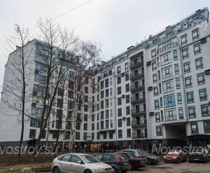 ЖК «Чапаева, 16»: общий вид (24.12.2015)