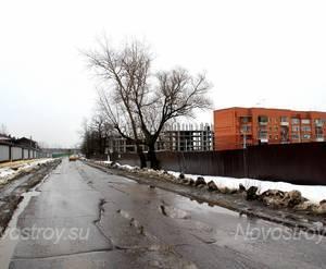 ЖК «Новое Крекшино»: 08.03.2016 - Общий вид новостройки