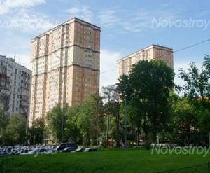 ЖК «Единый стандарт»: Общий вид с Садовой улицы.19.06.2016