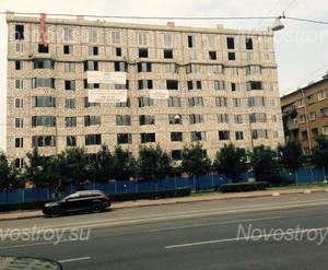 МФК «Нарвский посад»: ход строительства