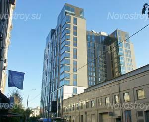 ЖК «Резиденция Монэ»: Вид на Жк со 2-й Звенигородской улицы