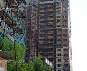 ЖК «Гагаринский» (Жуковский): ход строительства (фото из группы «Вконтакте»)