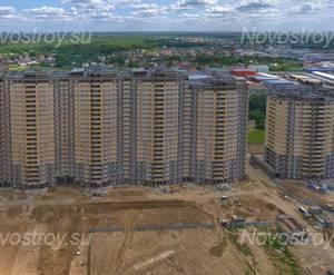 ЖК «Московские Водники-2»: общий вид