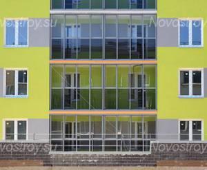 ЖК «SKAZKA»: фасад.