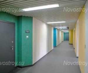 ЖК «LEGENDA на Оптиков, 34»: внутренняя отделка