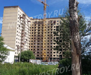 ЖК «на Ярославском шоссе (Сергиев Посад)»: ход строительства