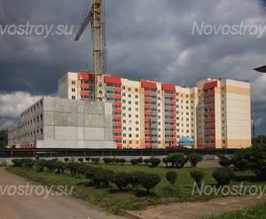 ЖК «Новый квартал»: общий вид с ул. Садовая.