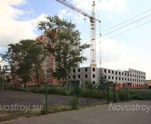 ЖК «Новый квартал»: общий вид с прилегающей территории