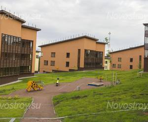 ЖК «Mistola Hills»: детская площадка