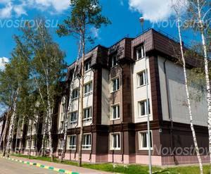 Малоэтажный ЖК «Валентиновка Парк»
