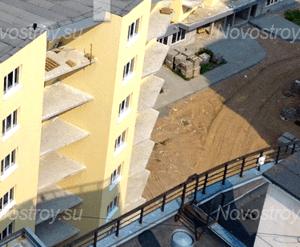 ЖК «На Охте»: ход строительства