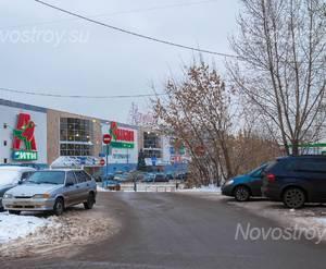МФК «Studio 12»: Напротив ЖК находится гиппермаркет «Ашан»