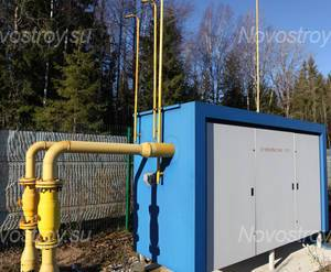КП «Киссолово»: газопровод