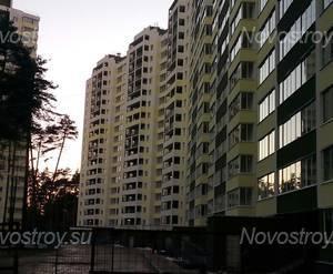 ЖК «Парк на Фабричной»: ход строительства (фото из группы «Вконтакте»)