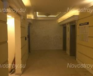 ЖК «Белые Росы»: отделка мест общего пользования (фото из группы «Вконтакте»)